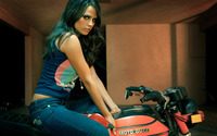 Jordana Brewster [3] wallpaper 1920x1200 jpg