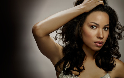 Jurnee Smollett [2] wallpaper