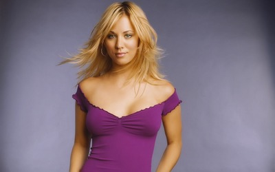 Kaley Cuoco [10] wallpaper