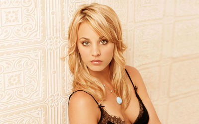 Kaley Cuoco [9] wallpaper