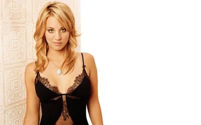 Kaley Cuoco [5] wallpaper