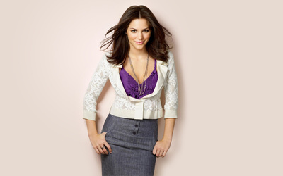 Katharine McPhee [9] wallpaper