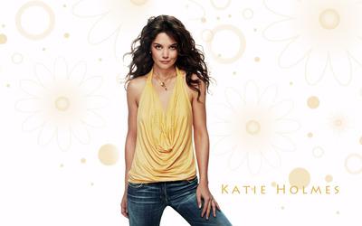 Katie Holmes [4] wallpaper