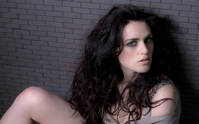 Katie McGrath [3] wallpaper