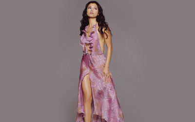 Kelly Hu [10] wallpaper