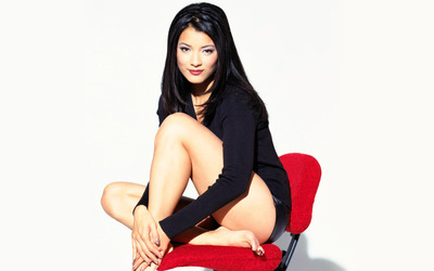 Kelly Hu [4] wallpaper