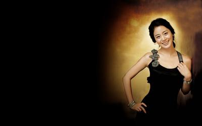 Kim Tae-hee wallpaper