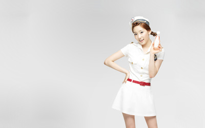 Kim Tae-yeon - Girls' Generation wallpaper