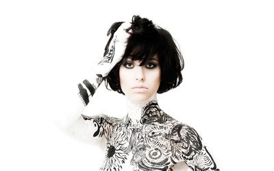 Kimbra Lee Johnson wallpaper