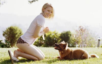 Kristen Bell [38] wallpaper