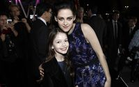 Kristen Stewart and Mackenzie Foy wallpaper 2880x1800 jpg