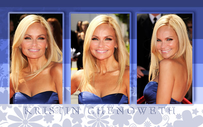 Kristin Chenoweth [4] wallpaper