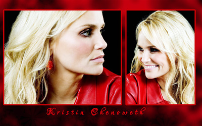 Kristin Chenoweth [7] wallpaper