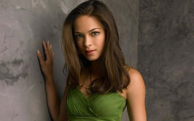 Kristin Kreuk [7] wallpaper