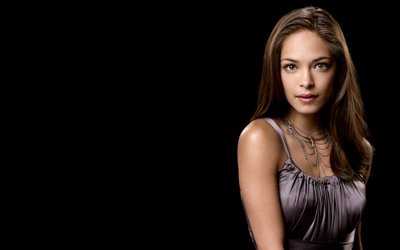 Kristin Kreuk [10] wallpaper