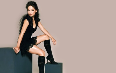 Kristin Kreuk [4] wallpaper