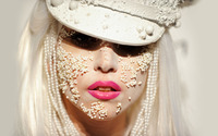 Lady Gaga [12] wallpaper 2560x1440 jpg