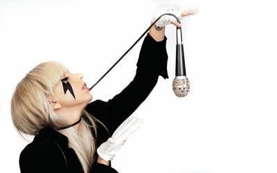 Lady Gaga [10] wallpaper