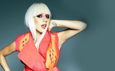 Lady Gaga [16] wallpaper