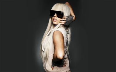 Lady Gaga [4] wallpaper