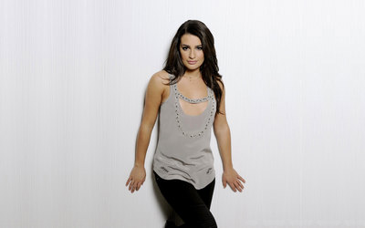 Lea Michele [2] wallpaper