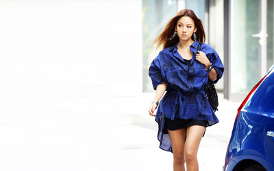 Lee Hyori [5] wallpaper