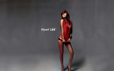 Lee Hyori wallpaper