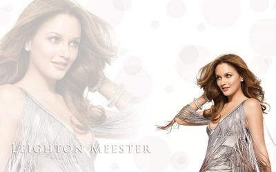 Leighton Meester [12] wallpaper