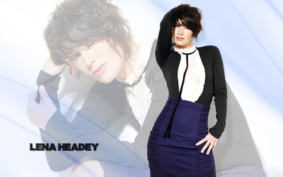 Lena Headey [10] wallpaper