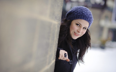 Lena Meyer-Landrut [2] wallpaper