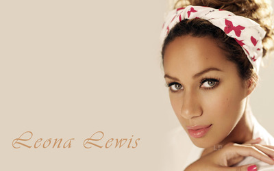 Leona Lewis [11] wallpaper