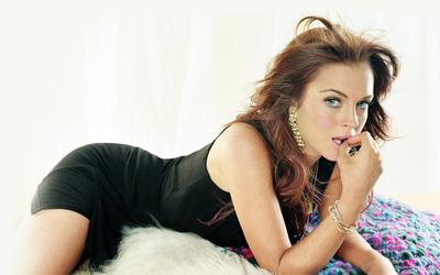 Lindsay Lohan [8] wallpaper