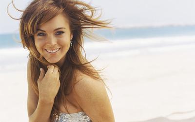 Lindsay Lohan [26] wallpaper
