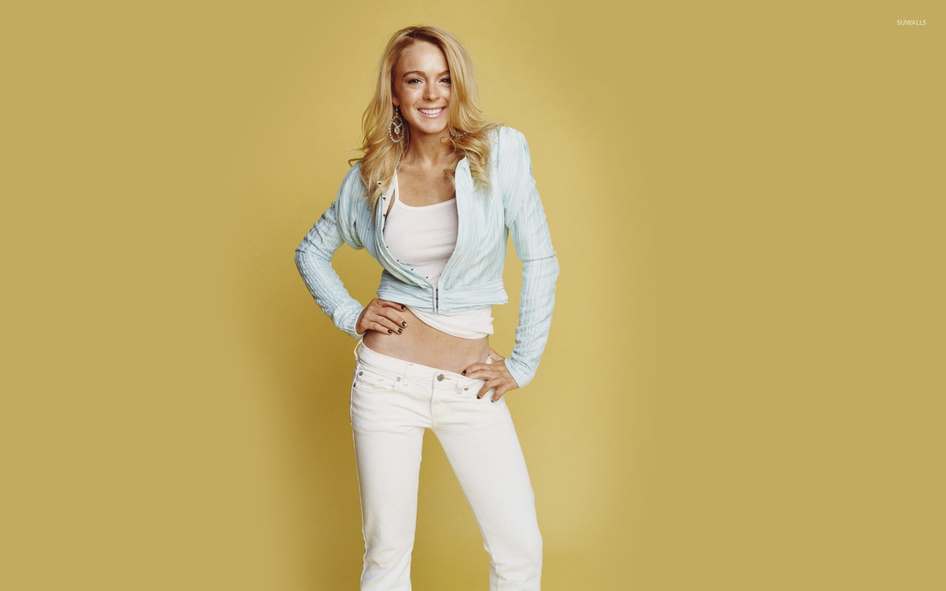 Lindsay Lohan Hot Tamales Wallpapers