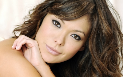 Lindsay Price [2] wallpaper