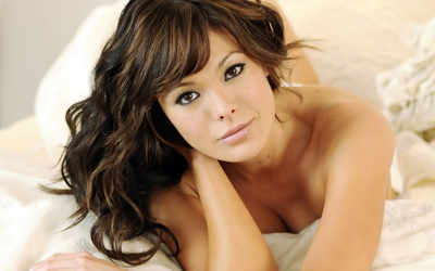 Lindsay Price wallpaper