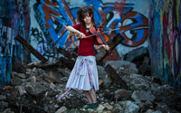 Lindsey Stirling [7] wallpaper 1920x1200 jpg