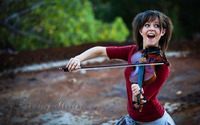 Lindsey Stirling [4] wallpaper 1920x1200 jpg
