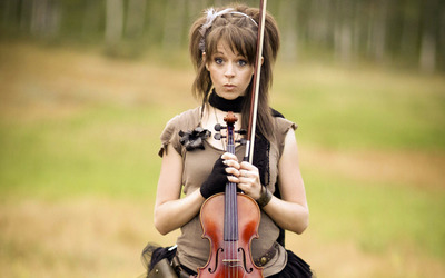 Lindsey Stirling [2] wallpaper