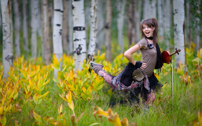 Lindsey Stirling [6] wallpaper