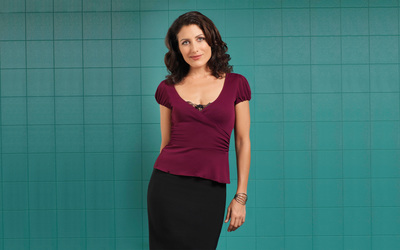 Lisa Edelstein [3] wallpaper