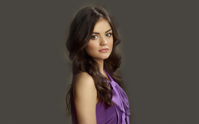 Lucy Hale [2] wallpaper