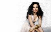 Lucy Liu [4] wallpaper 2880x1800 jpg
