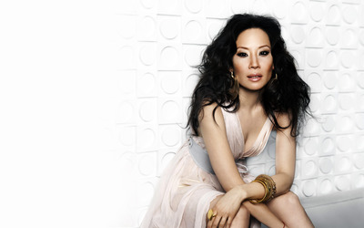 Lucy Liu [4] wallpaper
