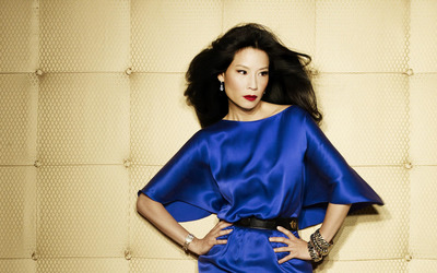 Lucy Liu [6] wallpaper