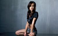 Maggie Q wallpaper 1920x1200 jpg