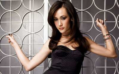 Maggie Q [4] wallpaper