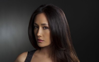 Maggie Q [8] wallpaper