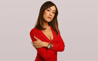 Maggie Q [11] wallpaper