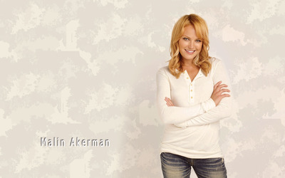 Malin Akerman [8] wallpaper